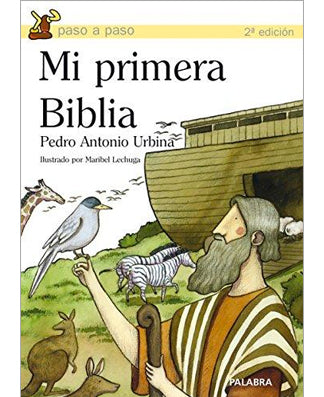 Mi primera Biblia (My First Bible) - USA Madrid