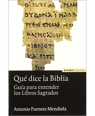 Qué dice la Biblia - USA Madrid
