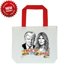 Load image into Gallery viewer, Melania and Donald Tote