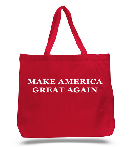 Make America Great Again Red Tote