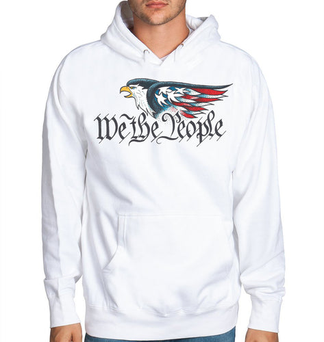We The People Hoodie