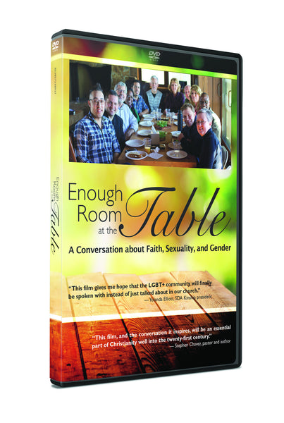 Enough Room at the Table DVD