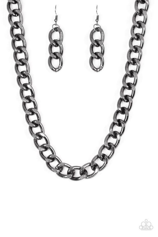 Heavyweight Champion - Gunmetal Chain