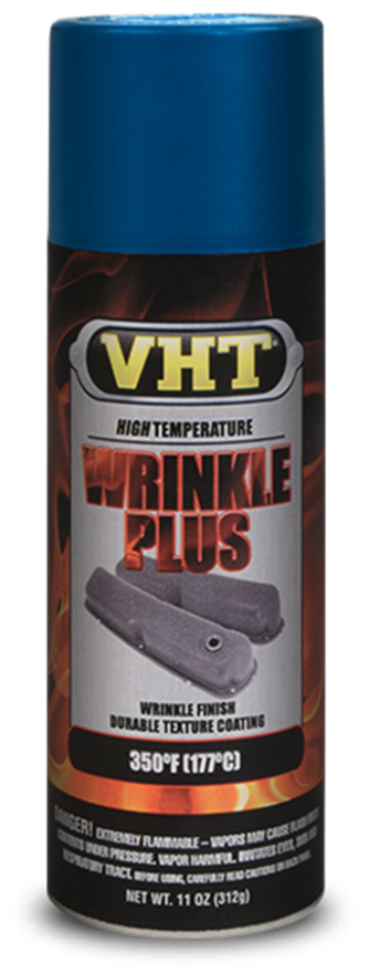 VHT Wrinkle Finish Used in Sign Restoration Projects
