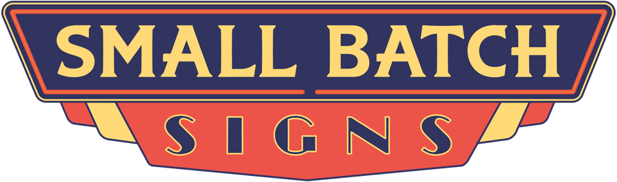 The Small Batch Sign Company
