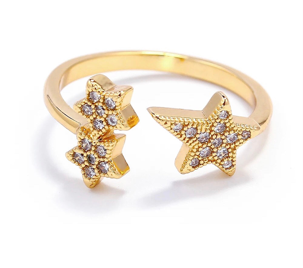 Star struck Ring - Innysthebrand Jewellery