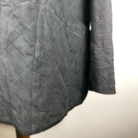 Trapuntino Barbour con pile blu notte XL - Quilted Navy Jacket XL