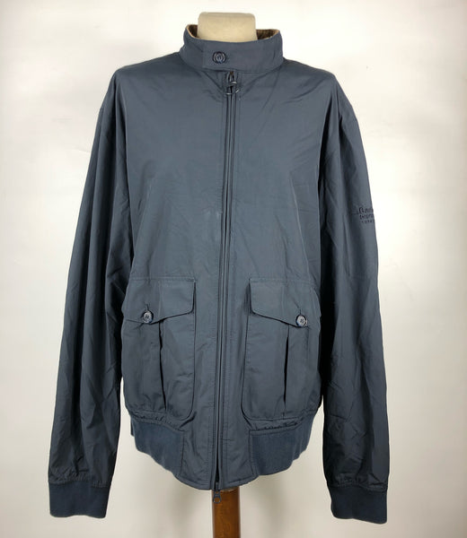 Giacca Barbour blu for Land Rover Taglia XL Navy Jacket Barbour for Land Rover XL