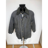 Barbour Giacca Uomo Bedale Blu VIntage C40/102 CM Small Navy blue Waxed Jacket - Shop in London