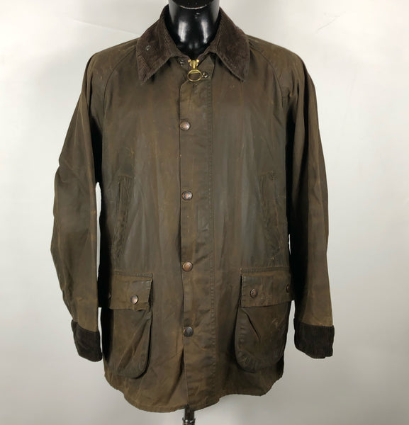 Giacca Barbour Marrone Bedale C44/112 cm Brown Classic Bedale wax jacket 44''