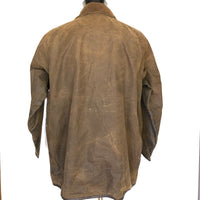 Barbour Giacca Moorland Marrone C44/112 cm Large - Brown Recent Waxed jacket - Shop in London