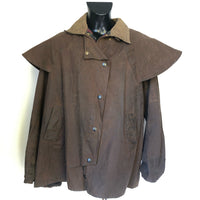 Giacca Barbour Backhouse marrone Taglia Large cerata - Brown waxed equestrian jacket - Shop in London