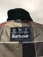 Giacca Barbour Royston Jacket da uomo Blu Royal Navy Casual Jacket XL slim