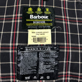 Giacca Barbour Uomo Border blu Vintage Cerata C40/102 cm Small - Navy blue wax jacket