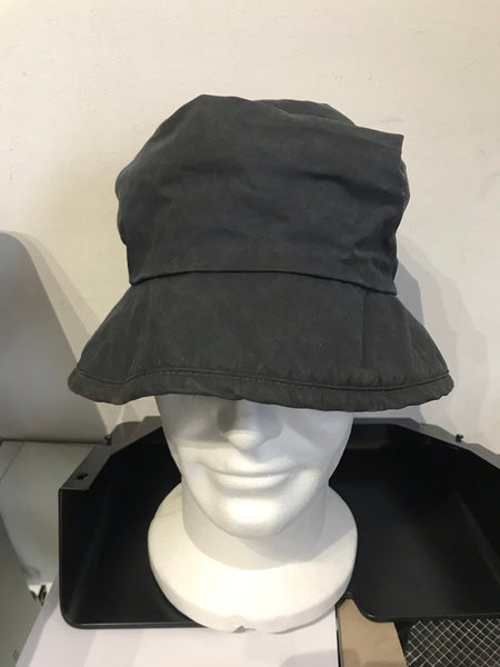 Cappello Barbour vintage da Donna  blu M Vintage navy Lady Hat
