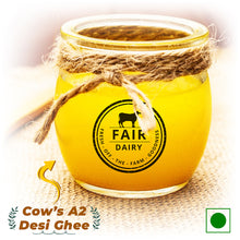 Load image into Gallery viewer, Pure and natural Cow's A2 desi ghee