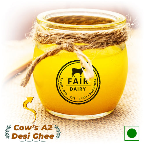 Pure and natural Cow's A2 desi ghee