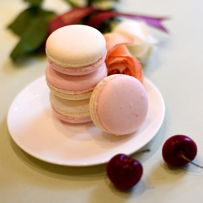 Assorted Macarons(Box of 4)