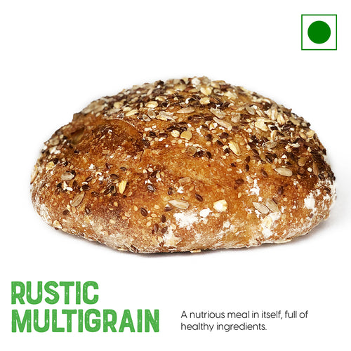 Multigrain whole wheat loaf | Buy Sourdough Breads online