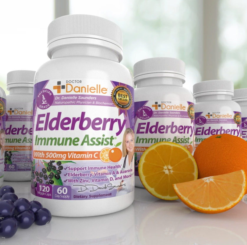 Dr. Danielle Elderberry Immune Assist