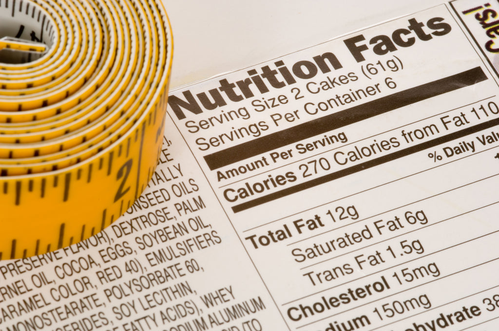 Tips To Read Food Labels Easily
