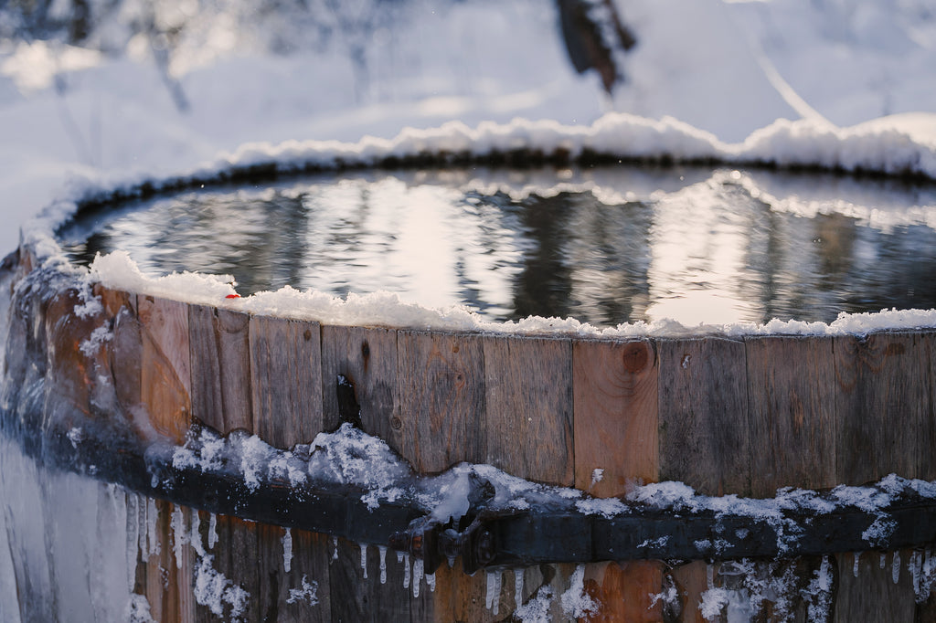 What is cold water therapy used for?