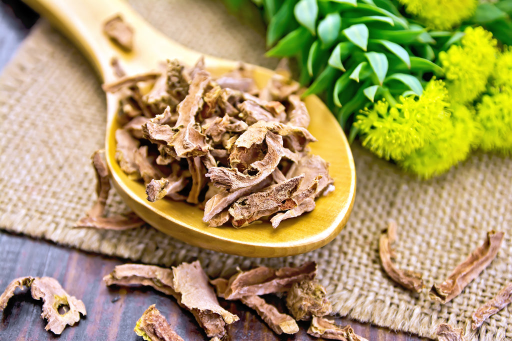 Dr. Danielle Adrenal Wellness; Rhodiola Rosea for stress and depression support