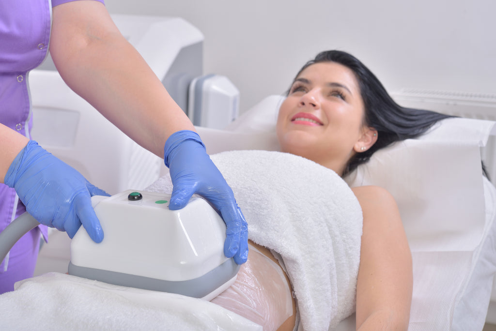 Cryotherapy and weight loss