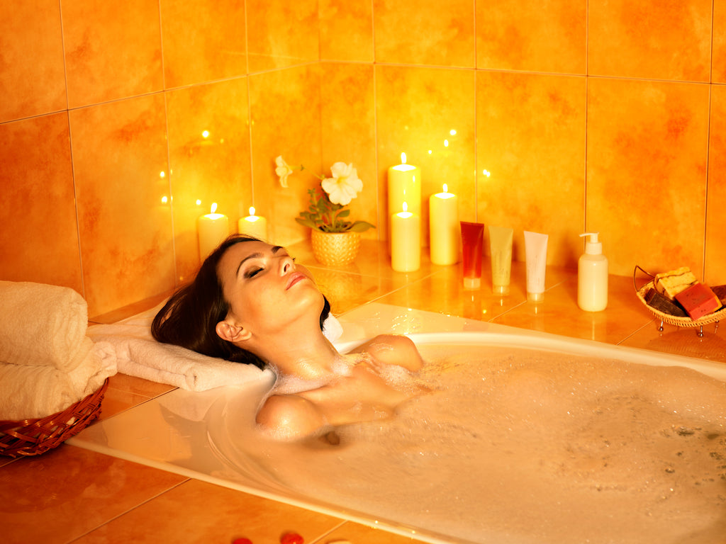 Epsom Salts for cold and flu