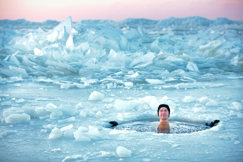 Is cold water therapy good for you?