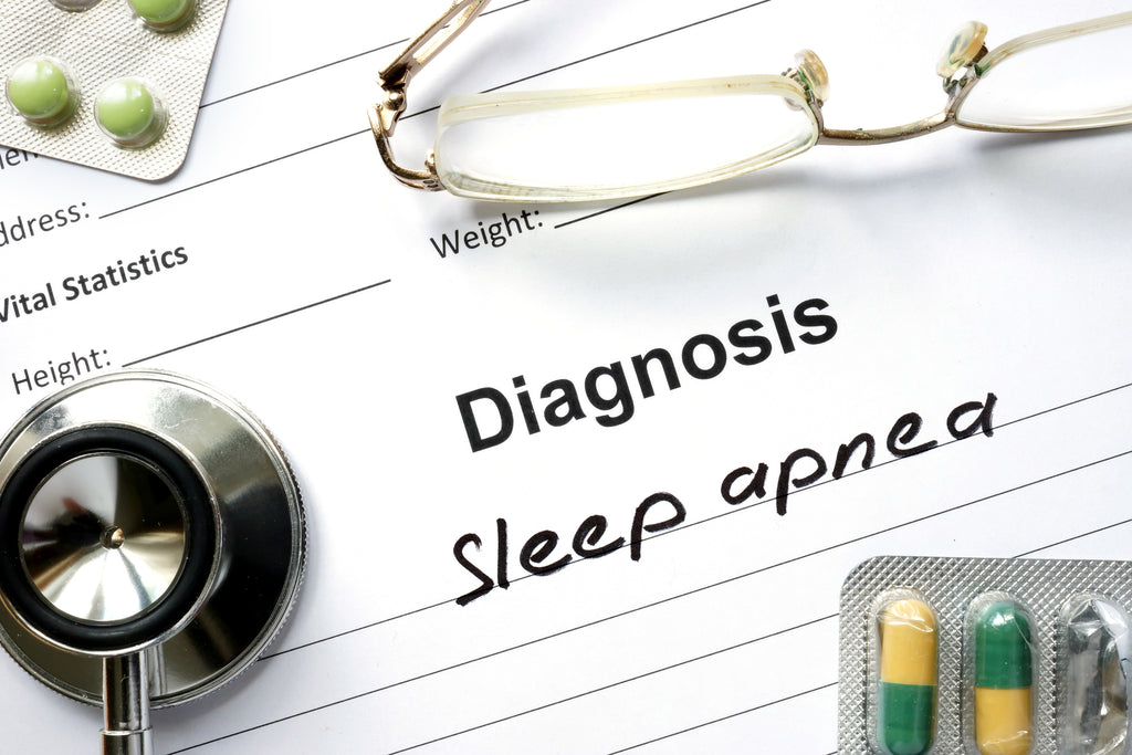Diagnosis of sleep apnea