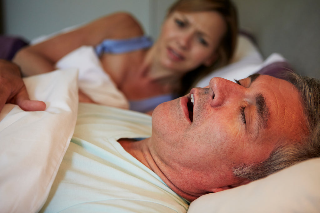 The types of sleep apnea