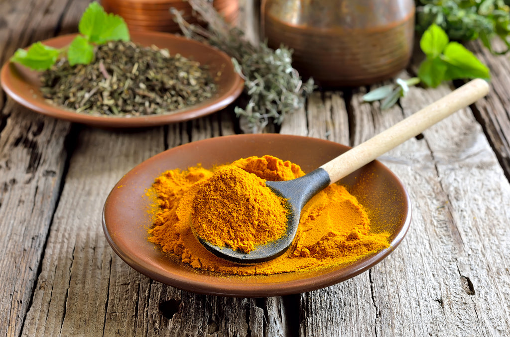 What are the health benefits of fermented turmeric?