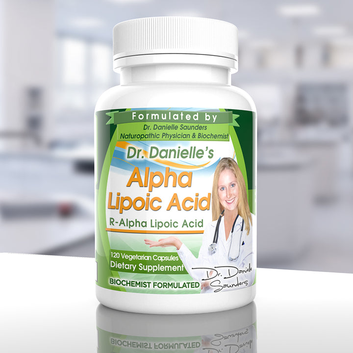 Sodium-stabilized Alpha Lipoic Acid Supplement