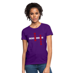 Load image into Gallery viewer, Women's T-Shirt - purple