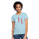Load image into Gallery viewer, Women's T-Shirt - powder blue