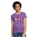 Load image into Gallery viewer, Women's T-Shirt - purple heather