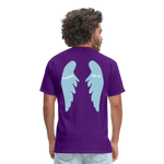 Load image into Gallery viewer, Men's Psalms T-Shirt - purple