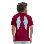 Load image into Gallery viewer, Men's Psalms T-Shirt - burgundy