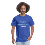 Load image into Gallery viewer, Men's Psalms T-Shirt - royal blue