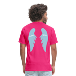 Load image into Gallery viewer, Men's Psalms T-Shirt - fuchsia