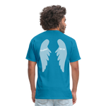 Load image into Gallery viewer, Men's Psalms T-Shirt - turquoise