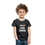 Load image into Gallery viewer, Toddler God-Made Premium - black