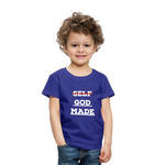 Load image into Gallery viewer, Toddler God-Made Premium - royal blue