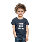 Load image into Gallery viewer, Toddler God-Made Premium - navy