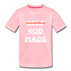 Toddler God-Made Premium - pink