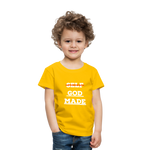 Load image into Gallery viewer, Toddler God-Made Premium - sun yellow