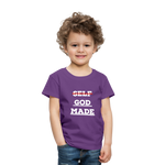 Load image into Gallery viewer, Toddler God-Made Premium - purple