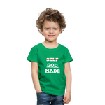 Load image into Gallery viewer, Toddler God-Made Premium - kelly green