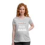 Load image into Gallery viewer, Women's God-Made Maternity - heather gray